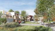 """Plannen voor verkaveling Oeverpark in Groendreef voorgesteld: """"Meer open en groene ruimte op site dan voorheen"""""""