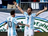 Messi: Higuaín is sleutel tot succes in Rusland