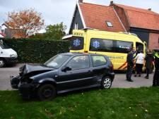 Gewonde bij ongeluk in Oosterland