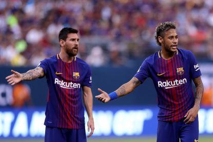 """Messi: """"Ik weet niet of Barça er alles aan gedaan heeft om Neymar terug te halen"""""""