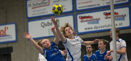Promotie korfballers DLKV; degradatie SEV