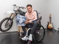 Verlamde Kapellenaar (32) werkt aan brace waarmee lotgenoten weer kunnen lopen