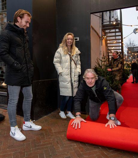 Theo rolt rode loper uit op Black Friday, Apeldoorner wil ramkraak op zwarte zondag snel vergeten