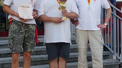 Paul Willems wereldkampioen hoogwerpen