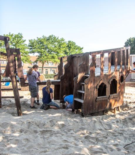 Afgekeurd speelschip uit Zwolse woonwijk krijgt plekje in de tuin van Timon