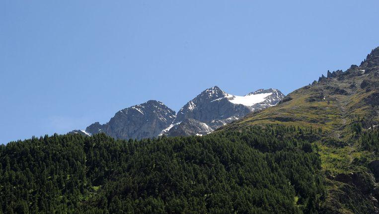 De Franse Alpen Beeld AFP