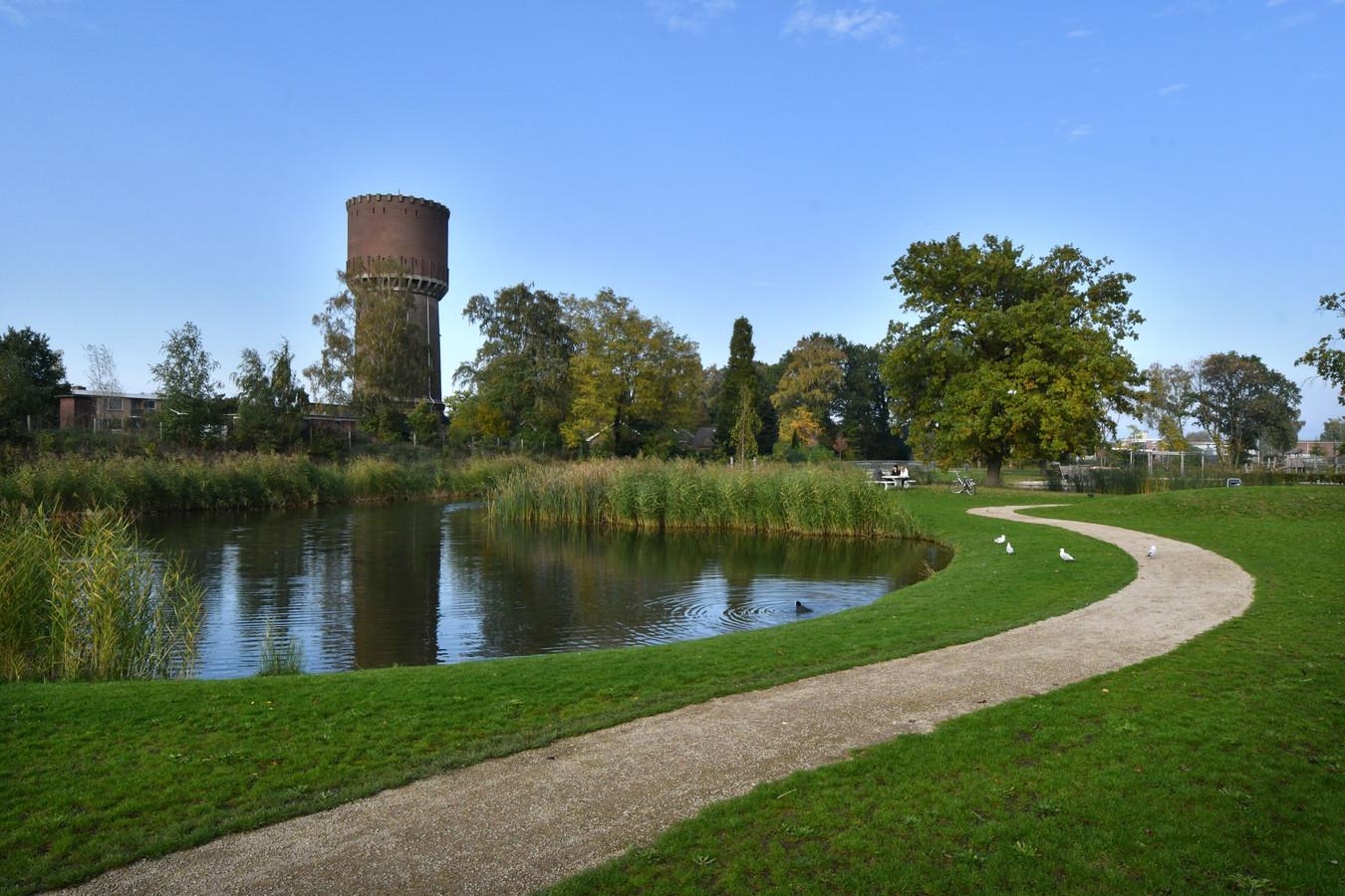 Watertorenpark in Hengelo
