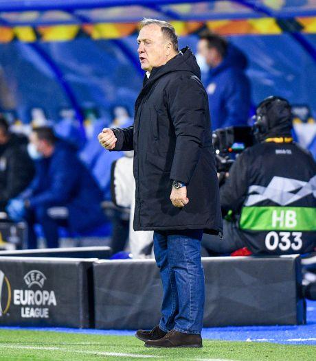 Advocaat vond dat Feyenoord recht had op zege: 'Verdiende goal viel niet'