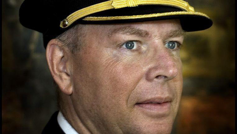Piloot Jan Cocheret Beeld HH