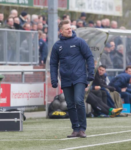 SteDoCo-thuis bleek het laatste duel voor Wesselink als trainer van Excelsior'31
