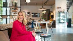 """Interieurspecialiste Anne-Catherine Gerets heeft na blog, twee boeken en studio nu ook eigen zaak: """"Gezelligheid hoeft echt niet veel te kosten"""""""