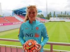 Ten Westeneind walst met Oranje over Slovenië