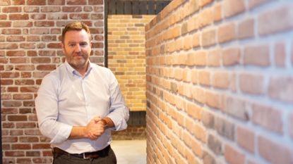"""West-Vlaamse stenenfabrikant Olivier Bricks tekent wél present op Batibouw: """"Plaats bij uitstek om nieuwigheden aan het grote publiek te tonen en te testen"""""""