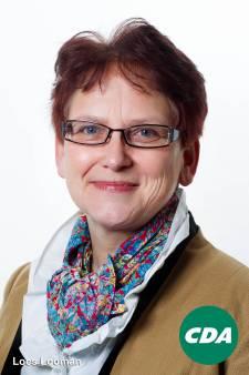 Loes Looman-Van Breen (CDA) staat haar plek in gemeenteraad Epe af