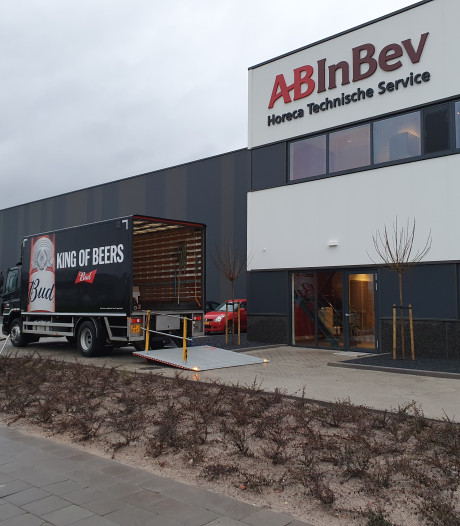 AB InBev verhuist servicetak van Breda naar Gilze