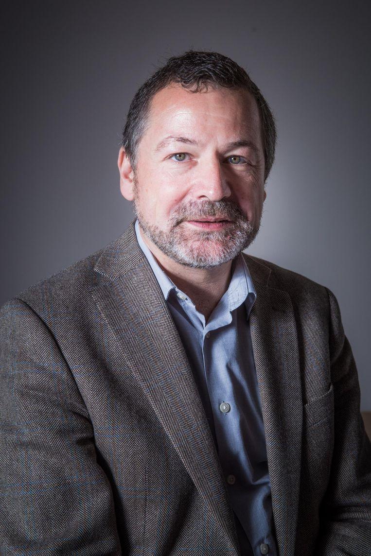 Johan Deckmyn, lijsttrekker Vlaams Belang.