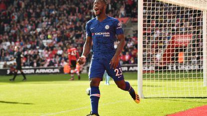 Batshuayi luistert met knappe goal Chelsea-zege op, Man Utd nu ook onderuit bij Newcastle