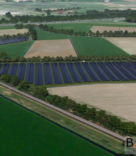 Losser werkt mee aan zonnepark in Overdinkel