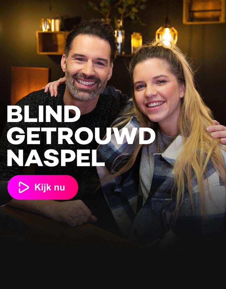 Blind Getrouwd: Naspel