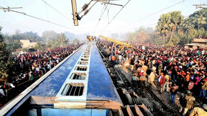 VIDEO. Zeven doden bij treinontsporing in India
