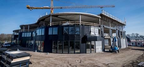 Hoogste punt nieuwe school in Hengelo bereikt