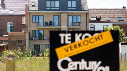 """Vlaamse vastgoedmarkt staat stil: """"Zo'n daling hebben we nog niet veel gezien"""""""