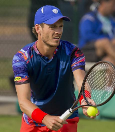 Wesley Koolhof naar kwartfinale in Stockholm