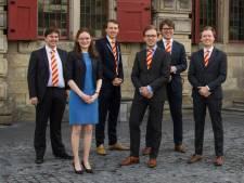 Nieuwe raadsleden STIP benoemd