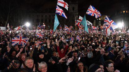 """Brexit is een feit. """"Niet het einde, maar begin van een nieuw hoofdstuk in de Britse geschiedenis"""""""