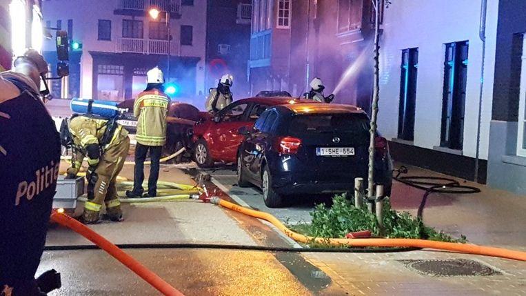 Ongeval Bakboord Knokke-Heist