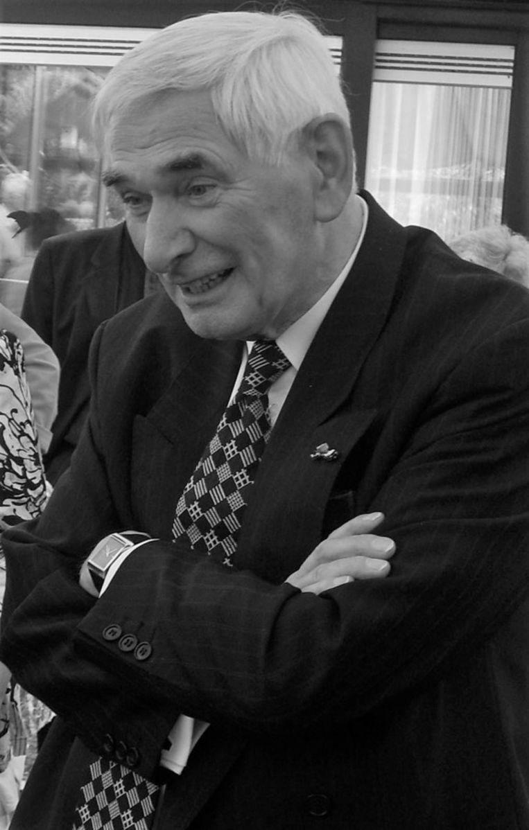 Willy van Lieshout Beeld Privéarchief