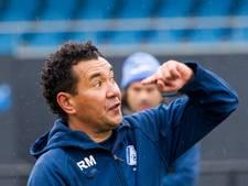 Ricardo Moniz stapt op als hoofdcoach van FC Eindhoven