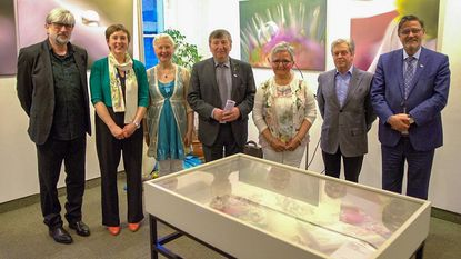 Lieve Segers en Elie Van Oppens stellen tentoon in gemeentemuseum