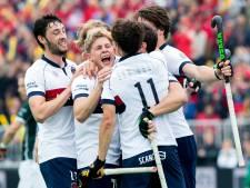 Le Dragons en quart de finale de l'Euro Hockey League