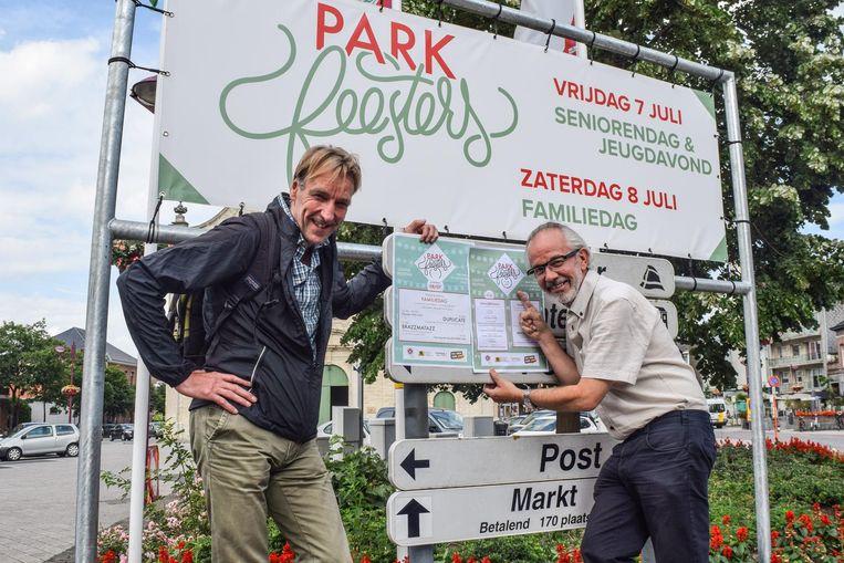 Dit weekend kan je in het park gaan picknicken, optredens bekijken en deelnemen aan volksspelen.