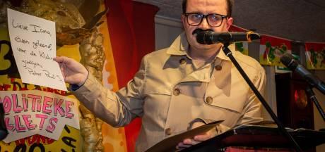 Politieke klets loopt van Wales tot Bananistan, met wethouder Ufuk Kâhya als winnaar