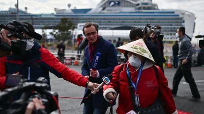 LIVE. Tweede dode in Hongkong, vijfhonderd passagiers mogen Diamond Princess verlaten