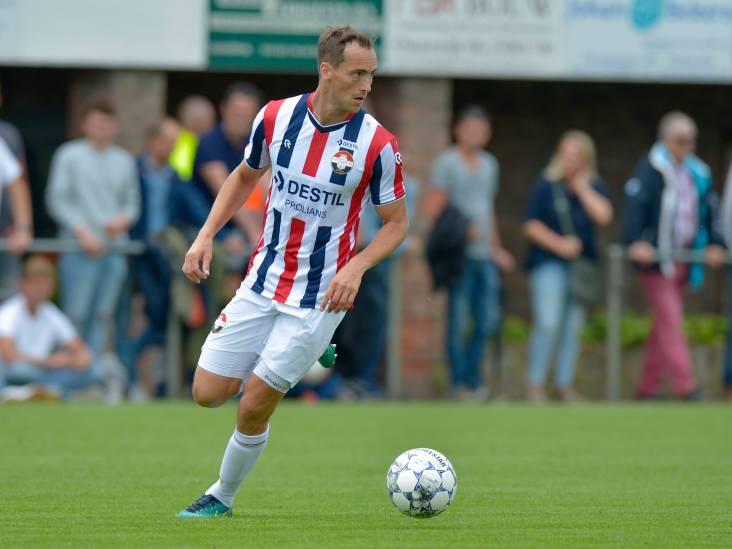 LIVE | Willem II oefent tegen Sparta