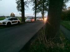 Botresten gevonden in bosperceel in Hummelo, politie bewaakt plaats delict