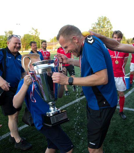 Achterhoek Cup telt komend seizoen 61 deelnemers