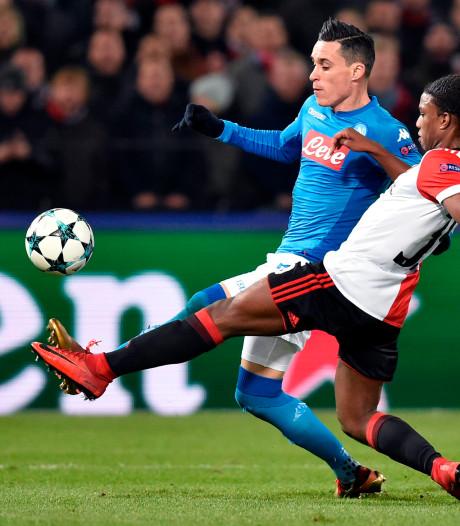 Malacia, de nieuwe Royston Drenthe van Feyenoord