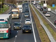 Problemen voorbij op A28 tussen Harderwijk en Nijkerk