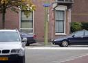 De Frankenslag in Den Haag, waar de vrouw van de Russische diplomaat Borodin betrokken was bij een auto-ongeluk. De vrouw zou in beschonken toestand zijn aangehouden, nadat zij met haar auto drie stilstaande auto's heeft beschadigd.