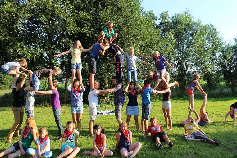 KLJ Moerbeke groeide de voorbije jaren uit tot een jeugdbeweging met meer dan 150 leden