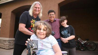 In dit gezin is iedereen transgender en ze zijn allemaal van geslacht aan het veranderen