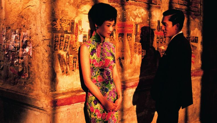 In the mood for love Beeld