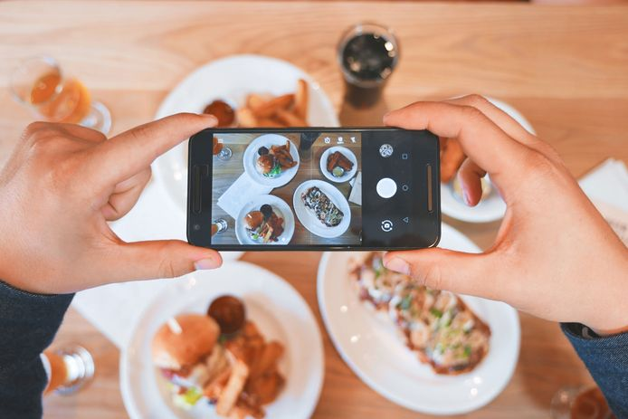 Vier tips voor nog spectaculairdere smartphonefoto's.