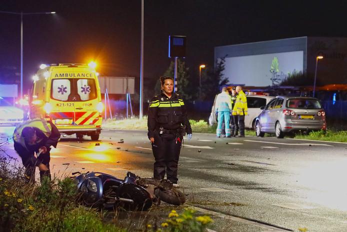 Ambulancepersoneel kon niks meer doen.