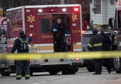 Zes doden bij schietpartij in fabriek in Amerikaanse staat Milwaukee