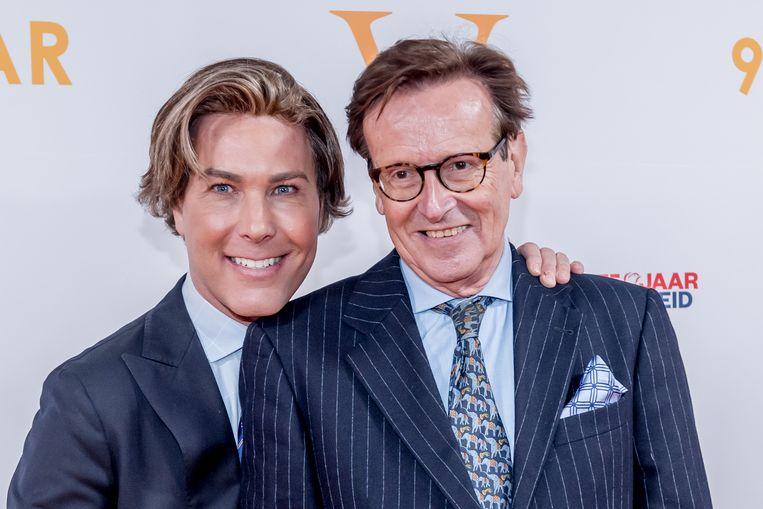 Frank en Rogier. Beeld Hollandse Hoogte / Patrick Harderwijk